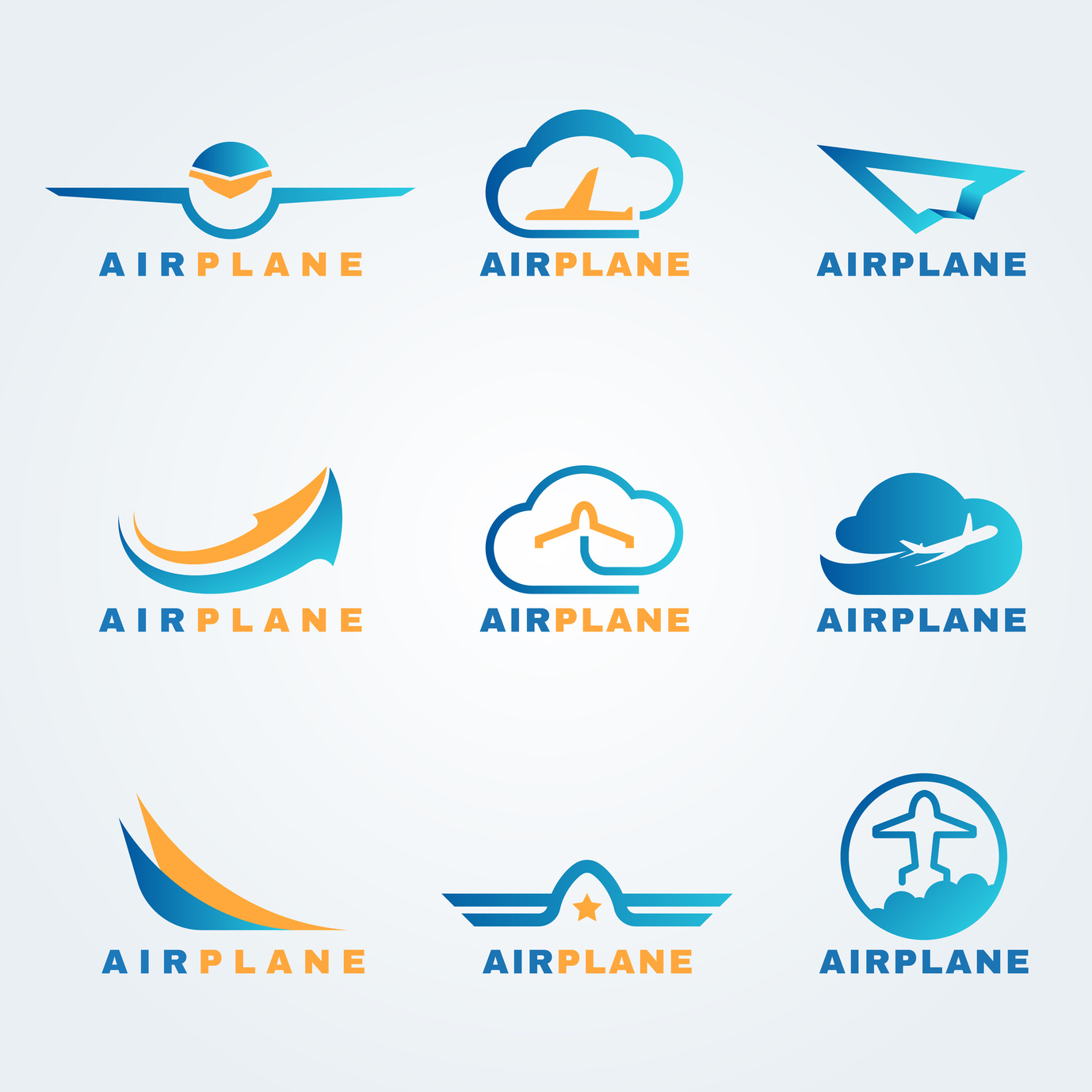 5 Traits Of An Unforgettable Airplane Logo Design