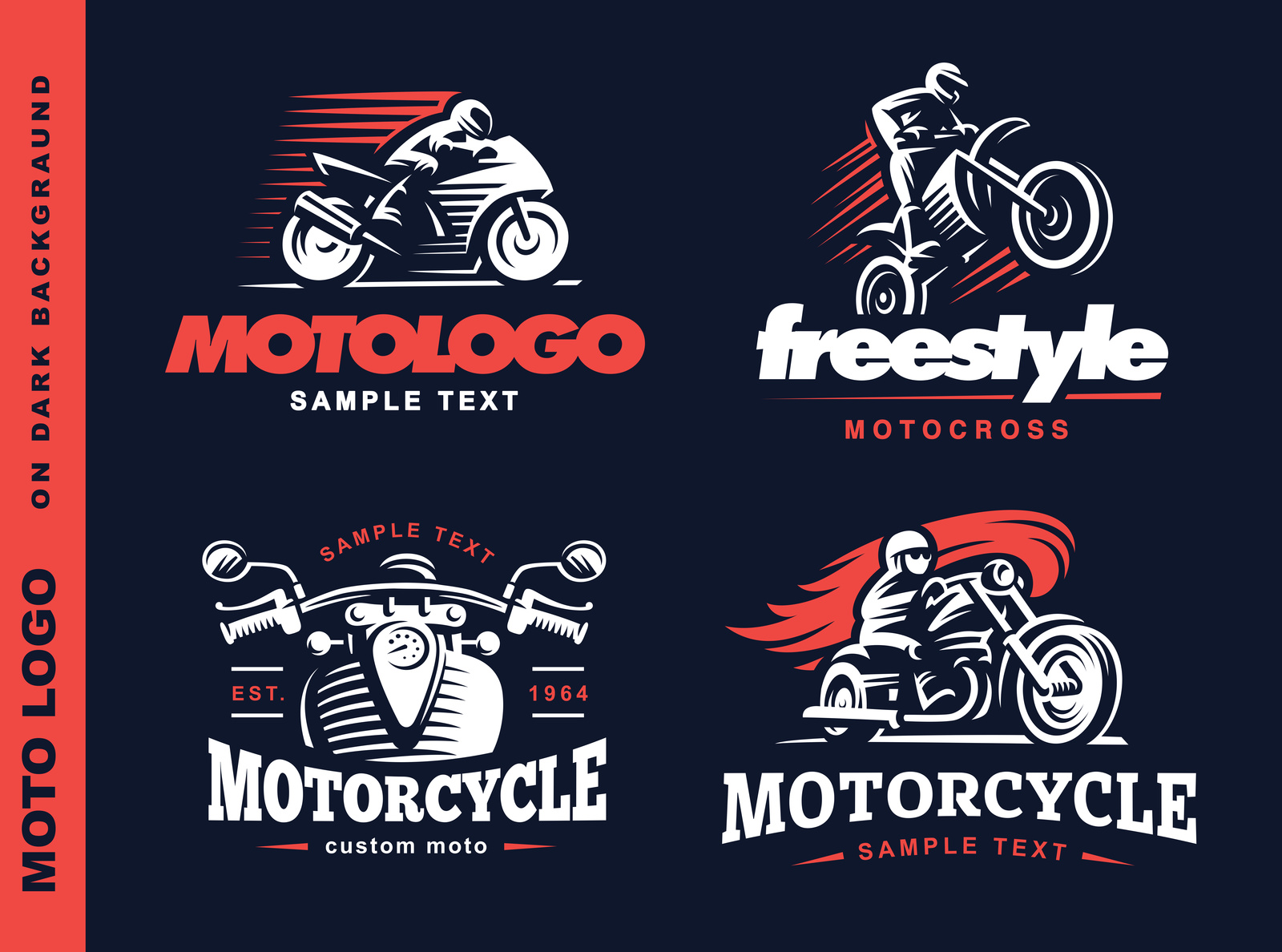 Motorcycle logo images