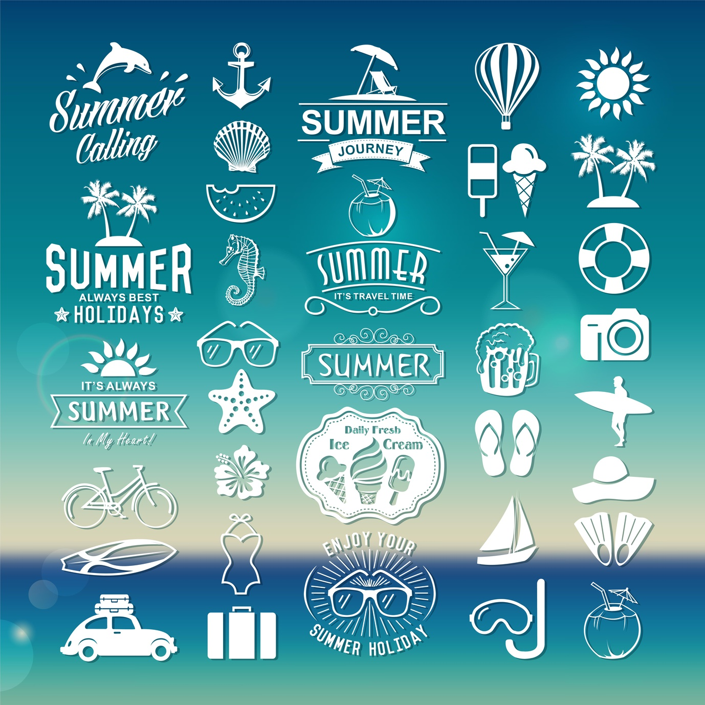 5 Travel Logo Design Ideas That Will Attract Tourists • Online Logo ...