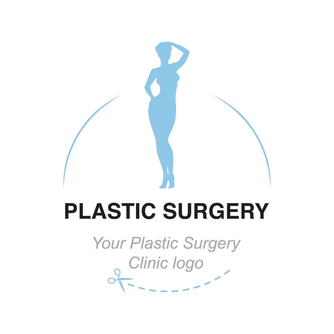 Cosmetic Surgery Logo Design The Future