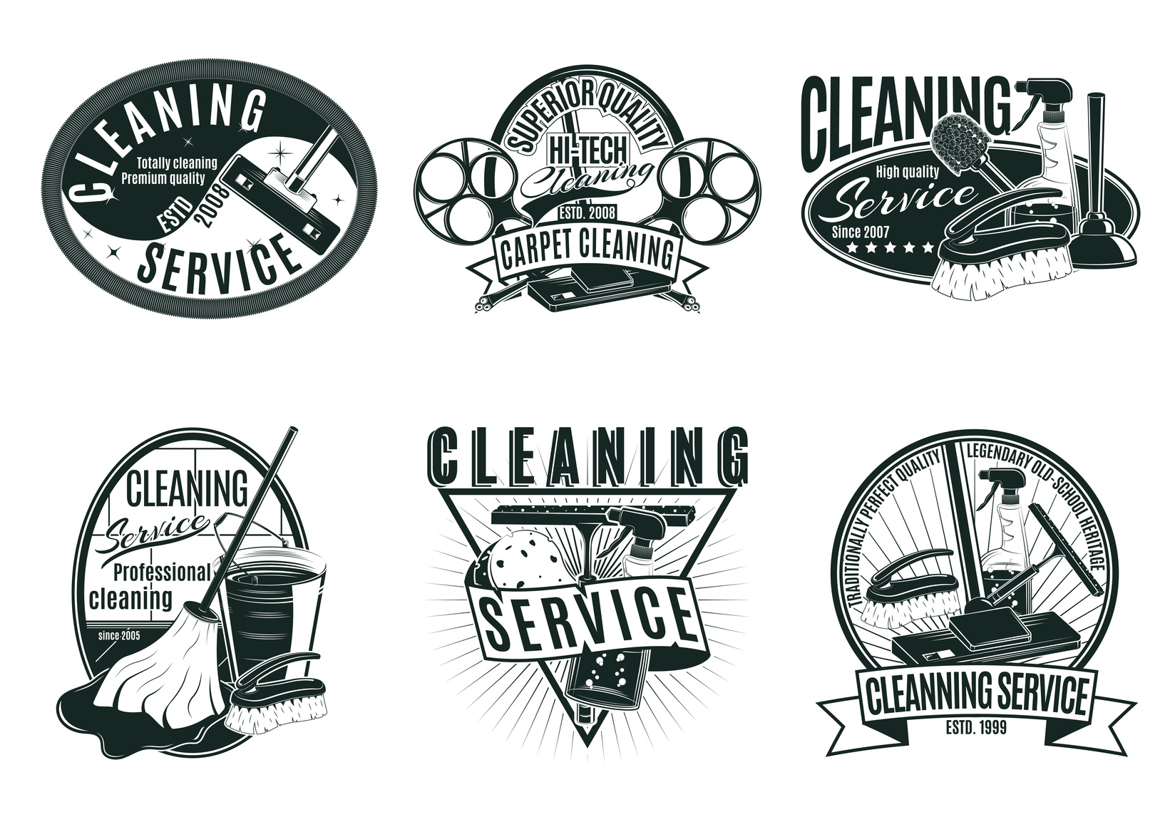 5 tips to spruce up your carpet cleaning logo online logo maker s blog