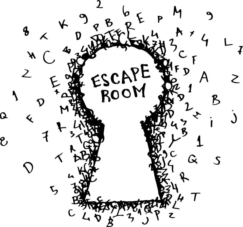 6 tips for designing an escape room logo online logo for Escape room tips and tricks