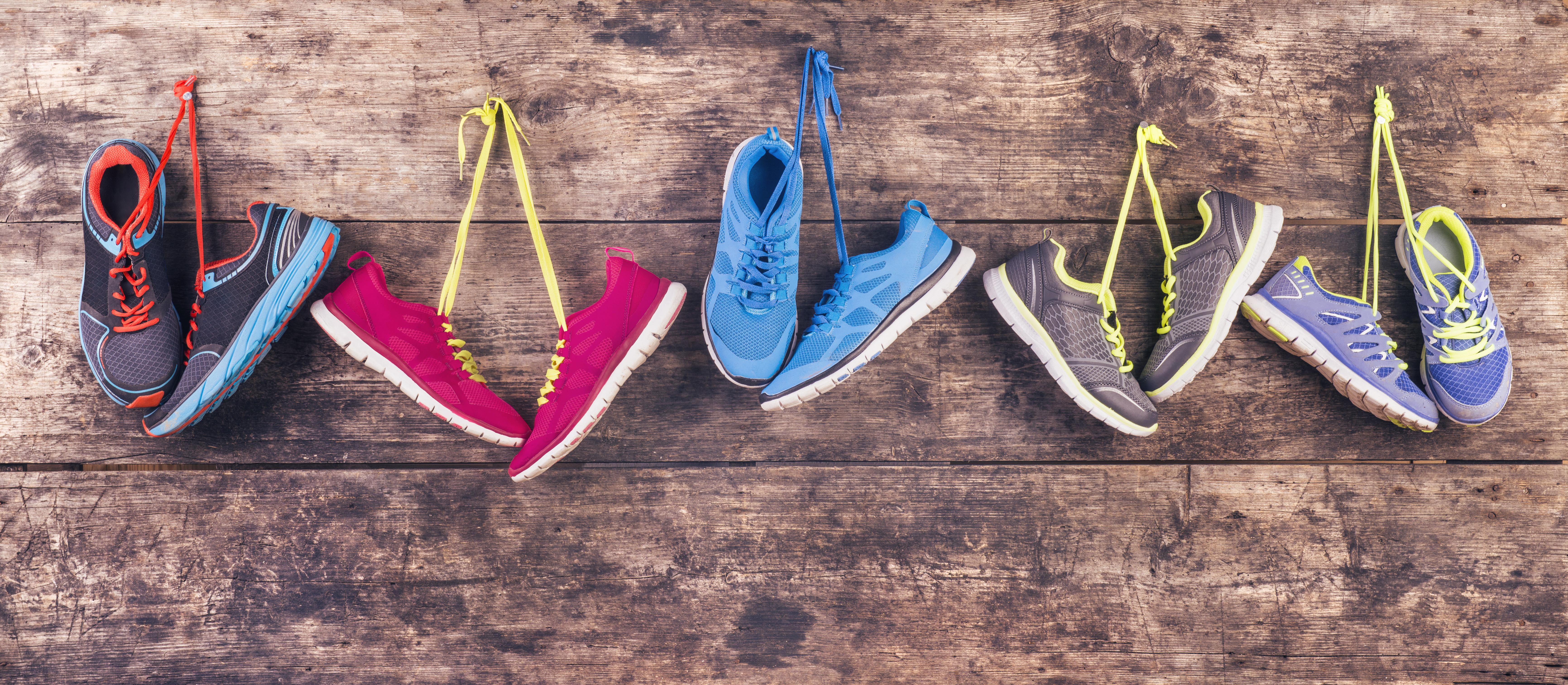 shoe company logo