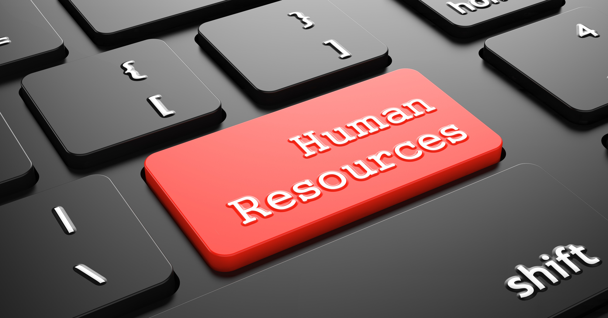 human resources button on keyboard