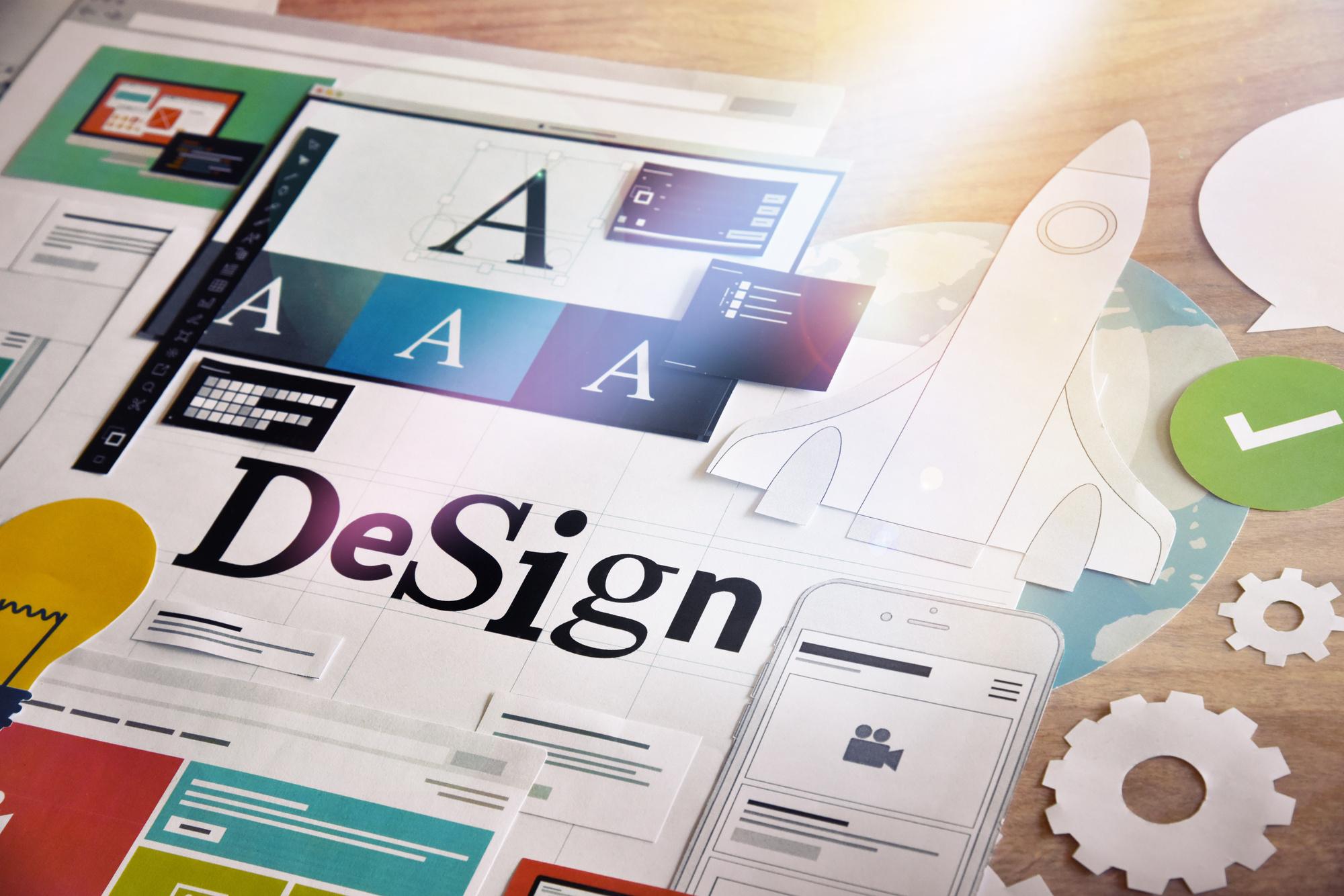 Logo Design Process Visualized