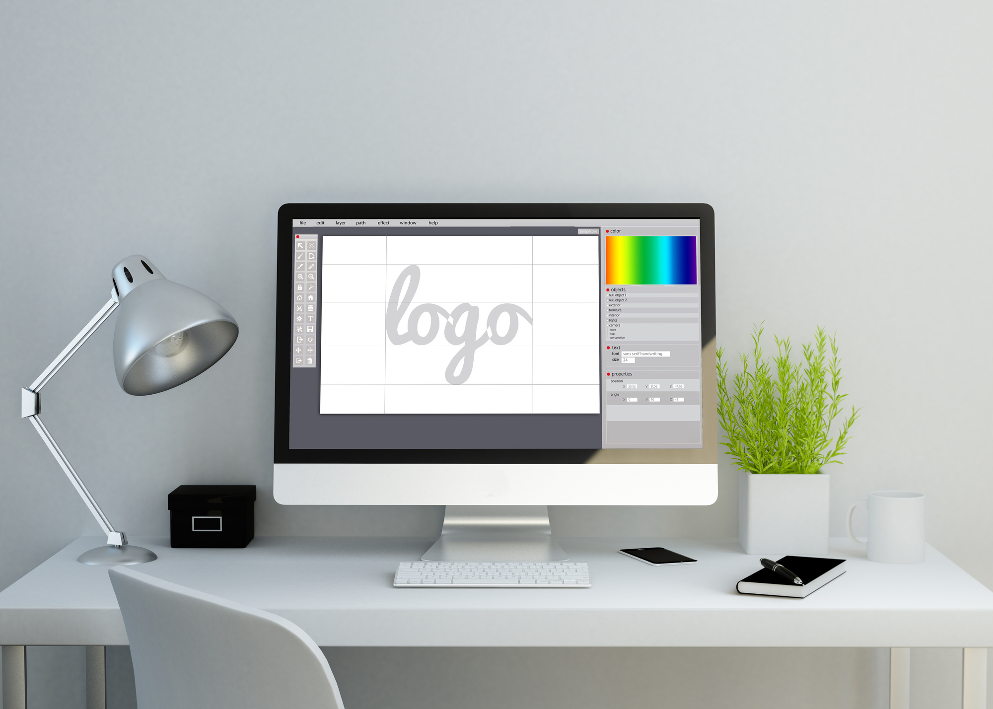 Logo Designing on a Mac