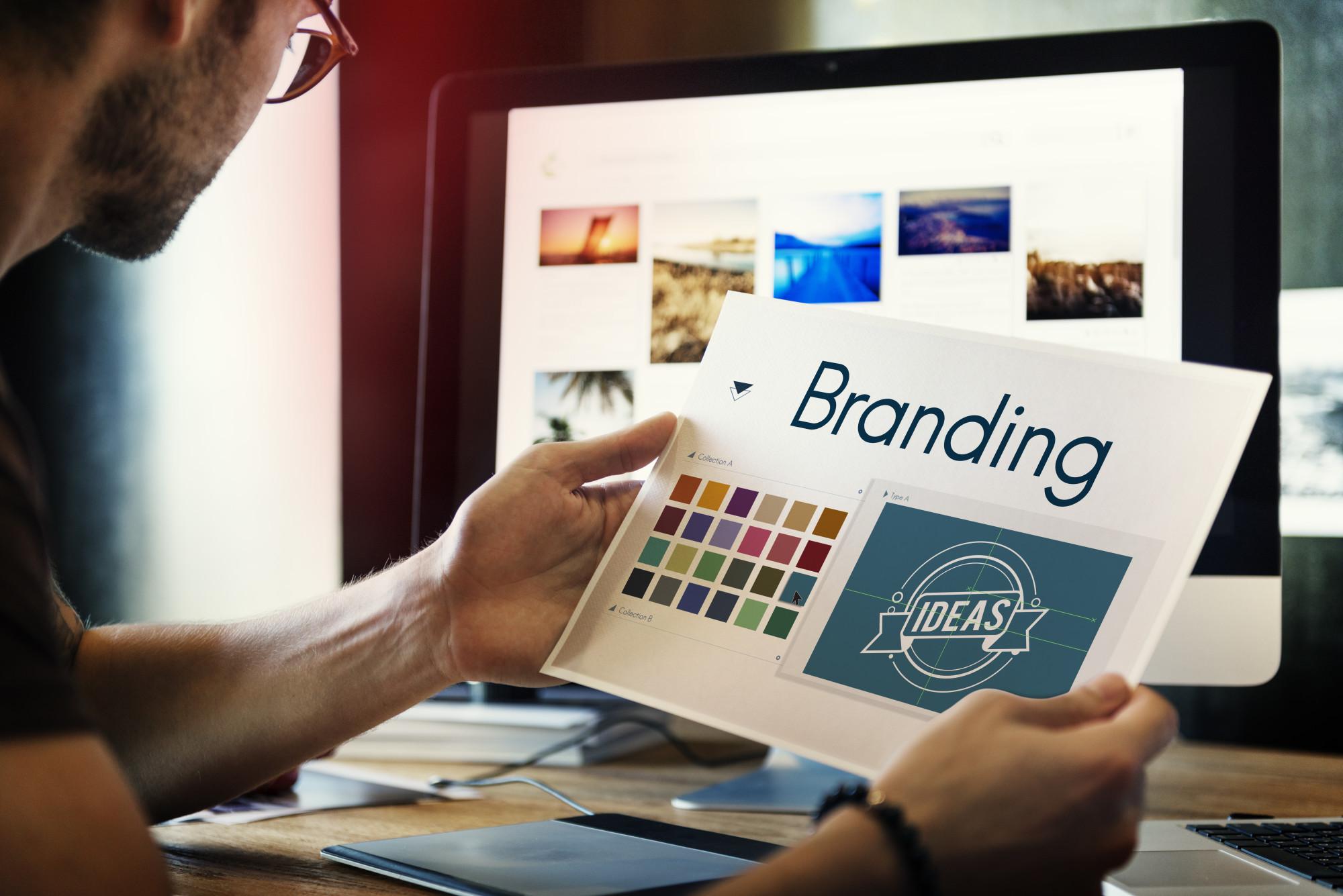 Business Rebrand