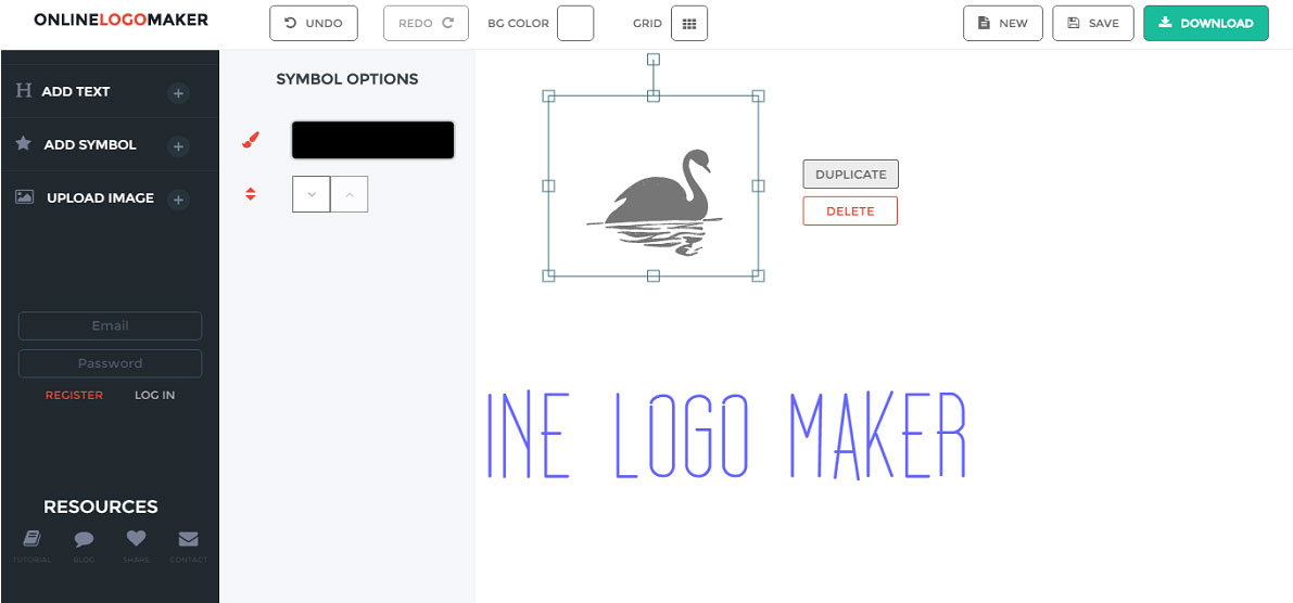 How to make a free logo - Online Logo Maker